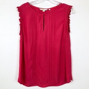Boden Pink Clara Top